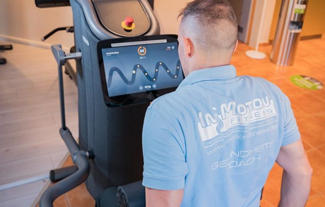 EGYM In'Motion Fitness Beucha